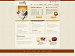 DNNCow_R001** Restaurant/Coffee Shop/Dessert/Chocolate DIV CSS DNN5/6 Skin