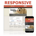 Pet Store 120903 Responsive DNN 6 Skin / Jquery Slide Banner / SEO / Shop / Mobile Compatible
