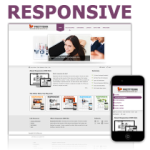 Lilac - Responsive DNN Skin Pack 01 / 12 Colors / 3D Slide Banner / Professional Mobile Business