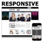 Business 12 Responsive DNN Skin / Jquery Slide Banner / Professional Mobile Skin / W3C / SEO