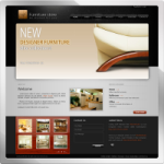 Furniture Store web 2.0 DNN Skin version 01.03.01