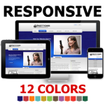 PT Responsive DNN Skin Pack 02 / 12 Colors / 120 Containers / Slide Banner / Mobile Business