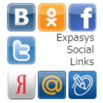Expasys Social Links 1.0