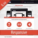 MAGNISIUM / Responsive DNN6.xx Skin / 960 Grid Responsive Layout / Mobile & Tablet / Slider Banner