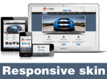 Exceed-SlateGray Skin // Responsive Design // Mobile & Tablet // Slider Banner // For DNN 5 & 6 & 7
