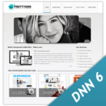 Business 121018 Skin for DNN 6 / 3D Slide Banner / W3C / SEO / Professional for Company