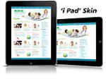Free Bonus POPEYE#11373.02 Medical DIV CSS W3C Skin DNN5/6/7.x For Ipad/Iphone