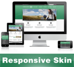 Dream-SeaGreen Skin // Responsive Design // Mobile & Tablet // Slider Banner // DNN 5 & 6 & 7