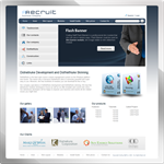 Recruit web 2.0 DNN Skin version 01.00.05