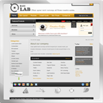 Riff Lab web 2.0 DNN Skin version 01.00.05