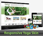 Responsive_Yoga Skin 001_Green&Gray_Anything Slider Module W3C/DIV/ DNN5&6 