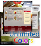 MicNuke Restaurant Skin DNN5/DNN6/DNN7