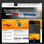 Transportation/Mobile/PC 10417 with slider banner.compatible with DNN4.5.6