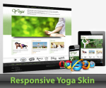 Responsive/Mobile_Yoga Skin 001_Green&Gray_Anything Slider Module W3C/DIV/ DNN5&6 