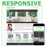 Business 121124 Responsive Skin / Mobile / HTML5 & CSS3 / Touchable Slide Banner / Professional
