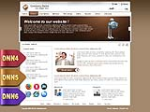 20%OFF* FREE 3 MODULES* #60069 Brown/Chocolate Business Clean Style Xhtml W3C Skin DNN4/5/6