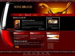 Alldnnskins 11070.02 Wine DIV CSS Skin DNN5/6/7.x