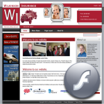 Insurance/Law/business Red Skin 11314 with Flash and 5 different Menu styles_mobile/PC ,DNN4.5.6
