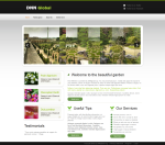 GreenHouse Skin 13076 with Rotator banner_DIV/CSS/DNN6.2.1