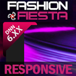 Fashion Fiesta / Responsive / DNN6.xx / 960 Grid / Touch Enabled Slider / Mobile / Tablet / Android
