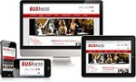 DNN5/6/7 Business Mobile DNN Skin 075 Mobile Desktop iPad Responsive/PhotoAlubms/Gallery/Social/Blog