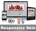 Variety-Silver Skin // Grid Responsive Layout // Mobile & Tablet // HTML5 Slideshow // DNN 5 & 6 & 7