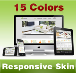 Feature Skin (15 Colors) //Grid Responsive Layout //Mobile & Tablet //HTML5 Slideshow//DNN 5 & 6 & 7