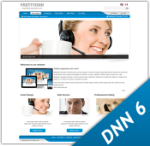 PROV5 Blue Skin Package / 3 Layout Styles / Gallery / Slide Banner / HTML / Business / For DNN 5 & 6