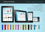 Responsive DNN Skin 960 grid Fluid layout one skin for both Desktop and mobile devices v6.2