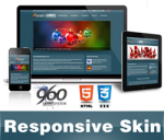 Variety-SteelBlue Skin // Grid Responsive Layout //Mobile & Tablet //HTML5 Slideshow //DNN 5 & 6 & 7