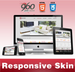 Feature-FireBrick Skin //Grid Responsive Layout //Mobile & Tablet //HTML5 Slideshow//DNN 5 & 6 & 7