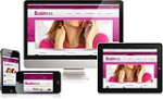 DNN5/6/7 Business Mobile DNN Skin 084 Mobile Desktop iPad Responsive/PhotoAlbums/Gallery/Social/Blog