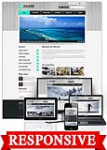 Award Aqua // 960 Grid // Responsive // Typography Portal Templates // Social // DNN7/6/5