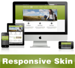 Dream-OliveDrab Skin // Responsive Design // Mobile & Tablet // Slider Banner // DNN 5 & 6 & 7