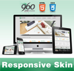 Feature-SeaGreen Skin // Grid Responsive Layout //Mobile & Tablet // HTML5 Slideshow //DNN 5 & 6 & 7