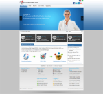 Repulse DNN Skin Responsive layout works with DNN6 and DNN7 with free custom color