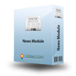 Coding Staff News Module version 01.01.03