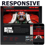 Car 121220 Responsive Skin / HTML5 & CSS3 / Slider / 960px Grid / Sports / DNN 7 & 6
