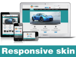 Exceed-DarkCyan Skin // Responsive Design // Mobile & Tablet // Slider Banner // For DNN 5 & 6 & 7