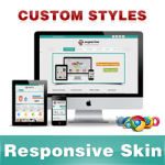 Superior Skin // DarkCyan // Responsive Skin // Unlimited Colors // Mobile & Tablet // DNN 5 & 6 & 7