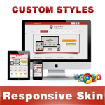 Superior Skin // FireBrick // Responsive Skin //Unlimited Colors // Mobile & Tablet // DNN 5 & 6 & 7