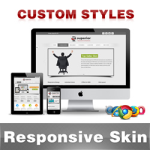 Superior Skin // Gray // Responsive Skin // Unlimited Colors // Mobile & Tablet // DNN 5 & 6 & 7