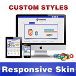 Superior Skin // MediumBlue //Responsive Skin //Unlimited Colors //Mobile & Tablet //DNN 5 & 6 & 7