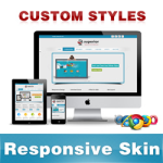Superior Skin // SteelBlue // Responsive Skin //Unlimited Colors // Mobile & Tablet // DNN 5 & 6 & 7