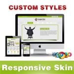 Superior Skin // YellowGreen //Responsive Skin //Unlimited Colors //Mobile & Tablet //DNN 5 & 6 & 7