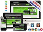 (DNN5/6/7) 5 Colors MitleTheme Mobile DNN Skin Pack 002 HTML5/CSS3/Responsive/Gallery/Social/Blog