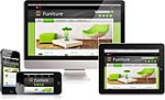 DNN5/6/7 Furnitur Mobile DNN Skin 008 Mobile Desktop iPad Responsive/PhotoAlbums/Gallery/Social/Blog