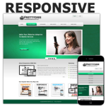 Turquoise Green - PT Responsive DNN Skin Pack 02 / Mobile Business / SEO / DIV & CSS / Professional