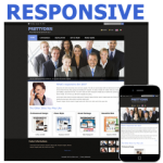 Business 130122 Responsive Skin / HTML5 & CSS3 / Slider / 960px Grid / DNN 7 & 6 / Professional