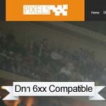 Pixels / Responsive / DNN6.xx / 960 Grid / Mobile / Tablet / Android